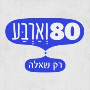 80 וארבע - ההסכת